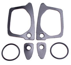 Door Handle Gasket Set - 66-67 Dodge Plymouth B-Body