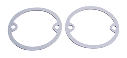 Parking Lamp Gaskets - Dodge 70-74 Challenger; 70 Charger