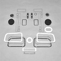 Paint Gasket Set - 70 Barracuda