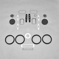Paint Gasket Set - 72-74 Barracuda