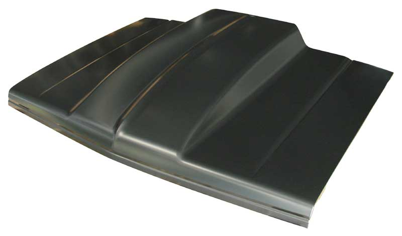 "Hood - 4"" Raised Cowl - 82-93 Chevy GMC S10 S15 Pickup; 83-94 S10 Blazer S15 Jimmy"