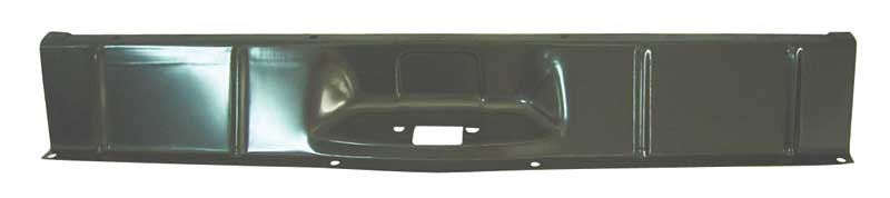 Hood Latch Panel - 55-57 Chevy Truck ('55 2nd Series)