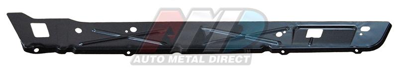 Inner Rocker Panel - RH - 99-07 Chevy GMC Silverado Sierra Reg  Cab