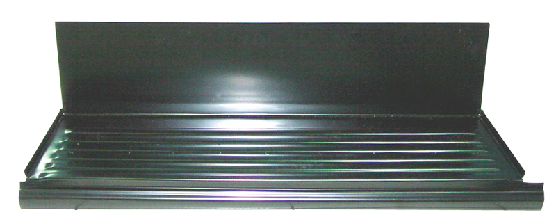 Rocker Panel & Step Plate - LH - 55-59 Chevy GMC Truck ('55 2nd Series)