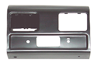 Radio Dash Panel - 60-63 Chevy GMC Truck