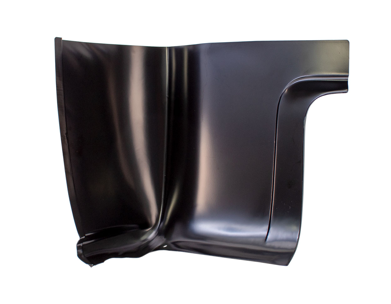 "Cab Corner (20"" W x 14\"" H) - Outer - RH - 55-59 Chevy GMC Pickup (\'55 2nd Series)"