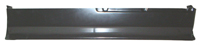 Inner Door Bottom Repair Panel - LH - 47-55 Chevy GMC Truck ('55 1st Series)