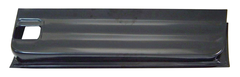 Inner Door Bottom Repair Panel - RH - 55-59 Chevy GMC Truck (\'55 2nd Series)