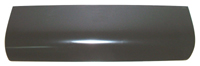 "Outer Front Door Skin Repair Panel (10 1/2"" High) - Lower - RH - 47-55 Chevy GMC Truck ('55 1st Series)"