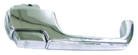 67-72 GM Pickup Blazer Jimmy Suburban Outside Door Handles - LH