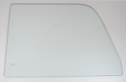 Door Glass - Clear - LH or RH - 64-66 Chevy GMC Truck