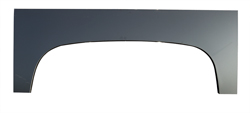 Wheel Arch Panel - LH - 07-13 Chevy Silverado 1500; 07-14 Silverado 2500HD 3500HD