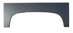 Wheel Arch Panel - RH - 07-13 Chevy Silverado 1500; 07-14 Silverado 2500HD 3500HD