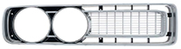 Front Grille - RH - Silver - 71 Charger