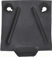 Glove Box Catch Plate - 67-68 Camaro Firebird