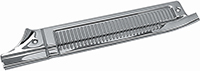 73-87 Chevy GMC Pickup 73-91 Blazer Jimmy Suburban Front Door Sill Plate - RH