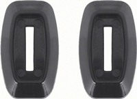 Dash Grab Handle Bezels - 2 Piece Set - 70-81 Firebird