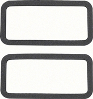 Side Marker Lens Gaskets - Front or Rear - 2 Piece Set - 70-81 Firebird