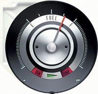 Dash Fuel Gauge - 68 Camaro