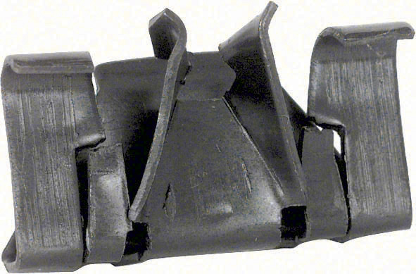 Convertible Top Well Molding Clip - 10 Required (Sold Each) - 67-69 Camaro Firebird