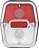 62-64 Nova Tail Lamp Assembly - LH or RH (Sold as Each)