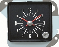 Dash Clock - 68-74 Chevy II Nova