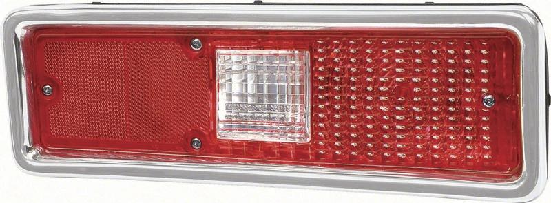 71-72 NOVA TAIL LAMP LIGHT LENS GASKETS