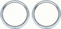 Headlamp Bezels - LH/RH Pair