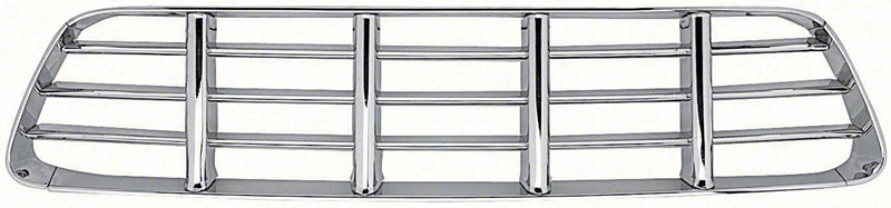 Grille - Chrome - 55-56 Chevy Truck (\'55 2nd Series)