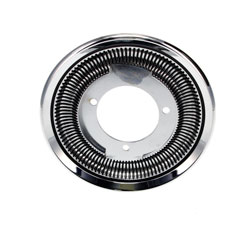 Flip Up Gas Cap Trim Ring - 68-70 Charger
