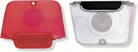 62-64 Nova Tail Lamp/Backup Lamp Lens Set, 2 sets req per car