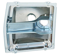 68 Dart Tail Lamp Housing - LH