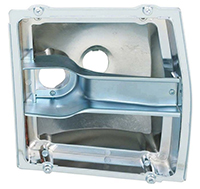 68 Dart Tail Lamp Housing - RH