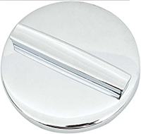 67-76 A-Body Gas Cap (Chrome)