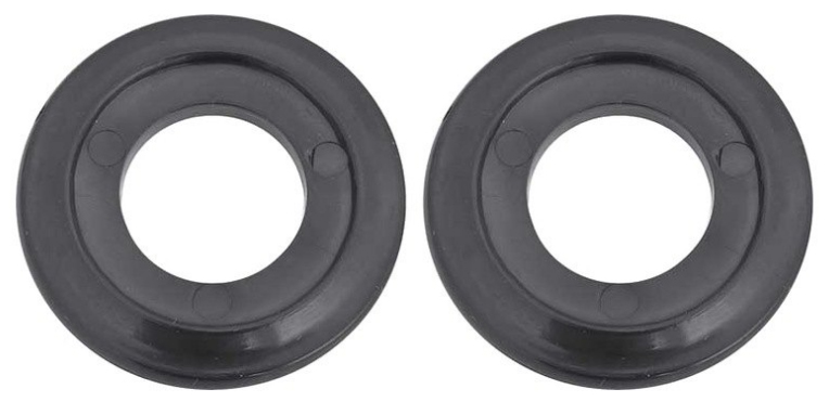 Window Crank Handle Spacer Shims - LH/RH Pair - 68-74 Dodge Plymouth A, B & E-Body