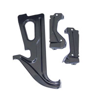 Grille Support Brackets