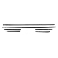 Rocker Panel Moldings for 1973 Plymouth Valiant