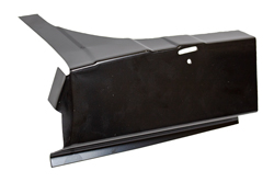 Deck Filler Extension - LH - 63-64 Ford Galaxie