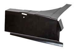 Deck Filler Extension - RH - 63-64 Ford Galaxie