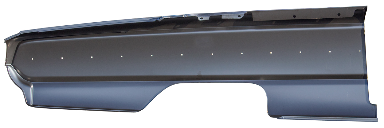 Quarter Panel - OE Style - LH- 64 Ford Galaxie Fastback
