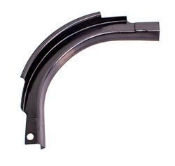 Trunk Gutter - Upper - LH or RH - 66-70 Falcon; 66-71 Fairlane; 66-67 Comet Cyclone; 68-71 Torino (Exc. Wagon or 68-71 Fastback)