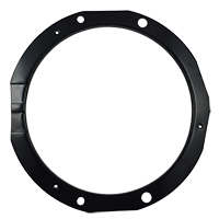 Taillight Bezel Reinforcement - LH or RH - 63 Galaxie
