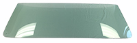Windshield without Tint Band - Green Tint - 67-72 Chevy GMC C/K Truck Suburban; 69-72 Blazer Jimmy