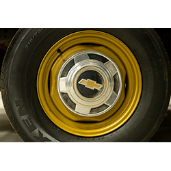 Wheel & Tire for 1984 Chevy C30 Pickup
