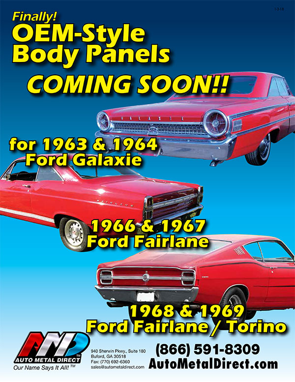 Ford Items Coming Soon